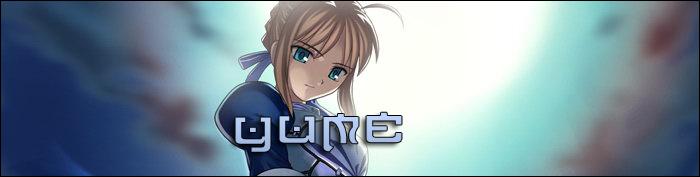 Yume ! Tu web de anime ,manga,CP'us y mas :P