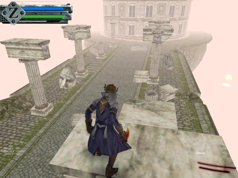 Aqui otras fotos en el nuevo map XD Gunz0312