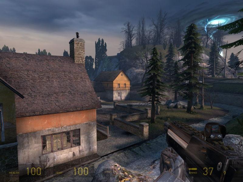 Half-Life 2: Episode Two (07) / EN 9351510