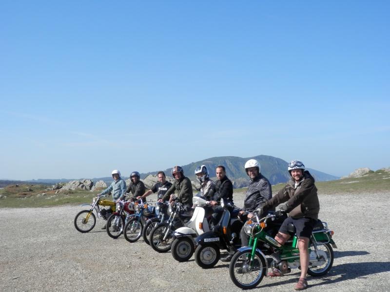 I volta a galicia ciclomotores clasicos 2014, MAS FOTOS, 1o julio 111