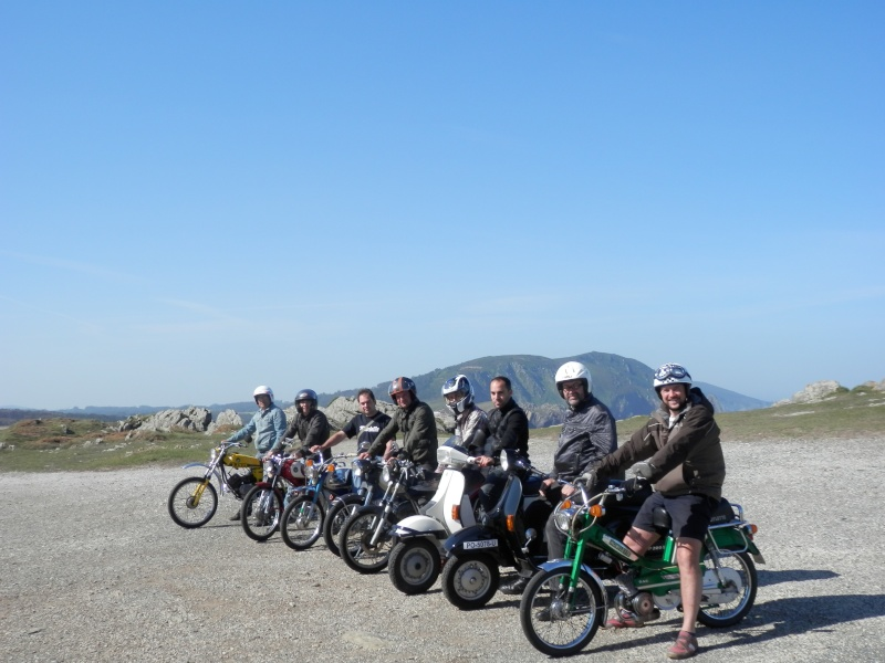 I Volta a Galicia Ciclomotores Clásicos 2014 111