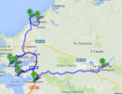 I Volta a Galicia de Ciclomotores Clasicos - Página 2 Captur11