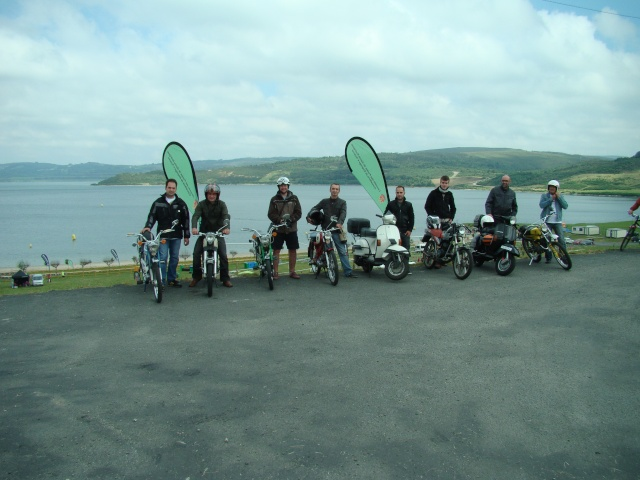 I Volta a Galicia Ciclomotores Clásicos 2014 Dsc09712