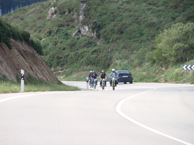 I Volta a Galicia Ciclomotores Clásicos 2014 Dsc09713