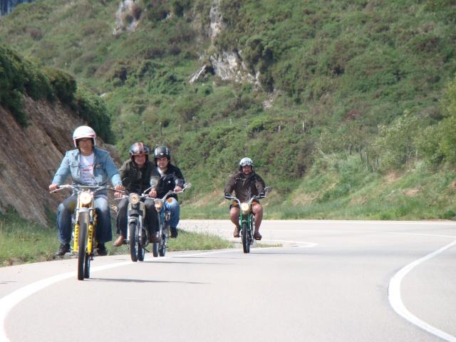 I Volta a Galicia Ciclomotores Clásicos 2014 Dsc09714