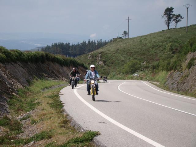 I Volta a Galicia Ciclomotores Clásicos 2014 Dsc09715