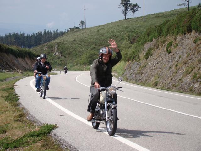 I Volta a Galicia Ciclomotores Clásicos 2014 Dsc09716