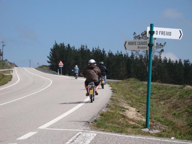 I Volta a Galicia Ciclomotores Clásicos 2014 Dsc09717