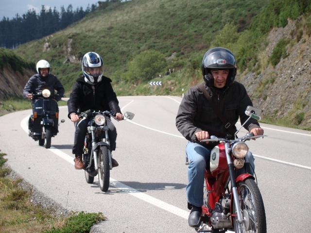 I Volta a Galicia Ciclomotores Clásicos 2014 Dsc09718