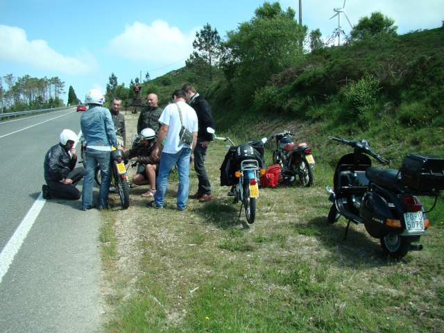 I Volta a Galicia Ciclomotores Clásicos 2014 Dsc09719