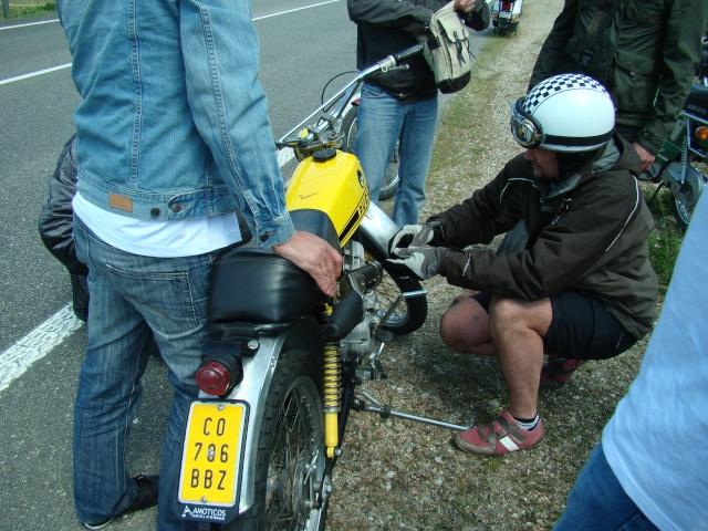 I Volta a Galicia Ciclomotores Clásicos 2014 Dsc09720