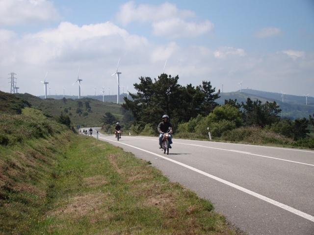 I Volta a Galicia Ciclomotores Clásicos 2014 Dsc09722