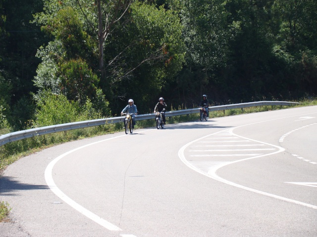 I Volta a Galicia Ciclomotores Clásicos 2014 Dsc09723