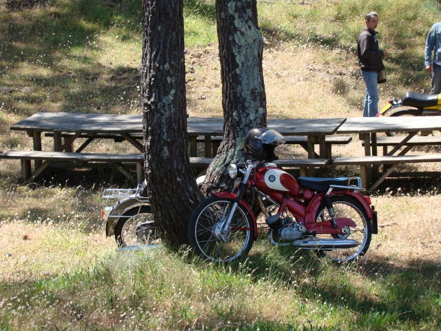 I Volta a Galicia Ciclomotores Clásicos 2014 Dsc09727