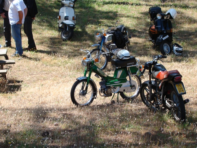 I Volta a Galicia Ciclomotores Clásicos 2014 Dsc09728