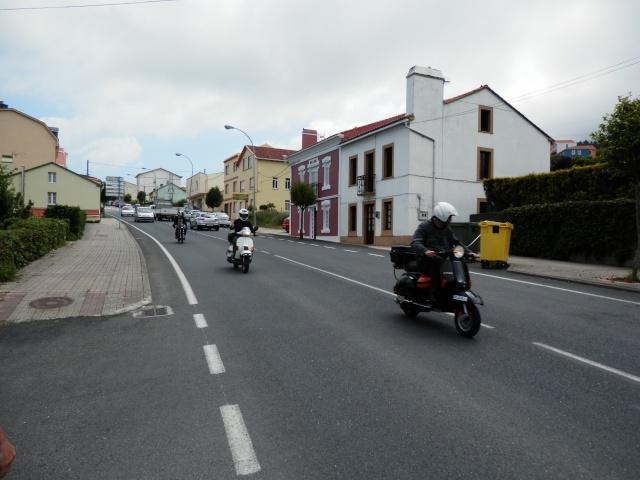 Vuelta a Galicia en ciclomotor  P6140612