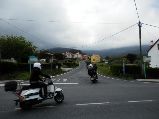 I volta a galicia ciclomotores clasicos 2014, MAS FOTOS, 1o julio P6140613