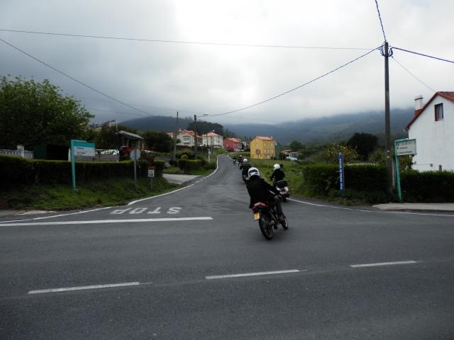 Vuelta a Galicia en ciclomotor  P6140614
