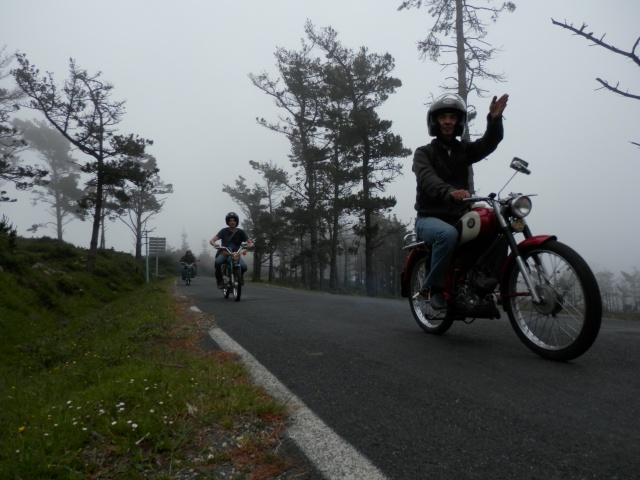 I Volta a Galicia Ciclomotores Clásicos 2014 P6140617