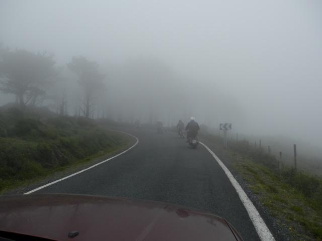 I volta a galicia ciclomotores clasicos 2014, MAS FOTOS, 1o julio P6140619