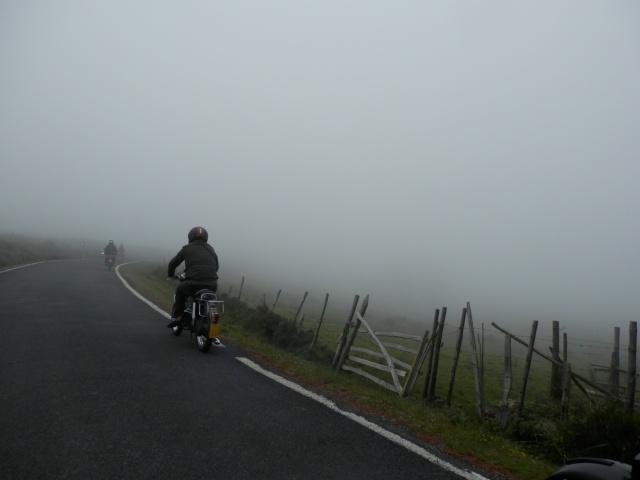 I volta a galicia ciclomotores clasicos 2014, MAS FOTOS, 1o julio P6140620