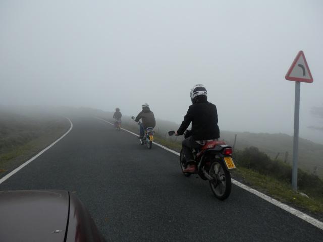 Vuelta a Galicia en ciclomotor  P6140621
