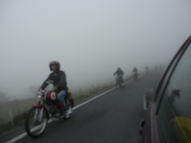 I volta a galicia ciclomotores clasicos 2014, MAS FOTOS, 1o julio P6140622