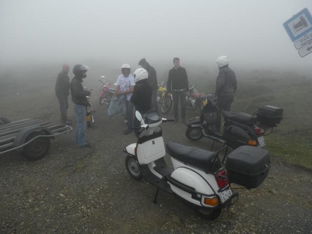 I volta a galicia ciclomotores clasicos 2014, MAS FOTOS, 1o julio P6140714