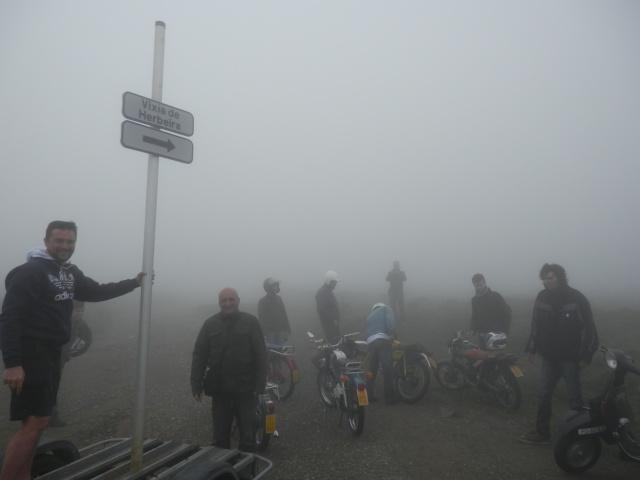 I volta a galicia ciclomotores clasicos 2014, MAS FOTOS, 1o julio P6140715