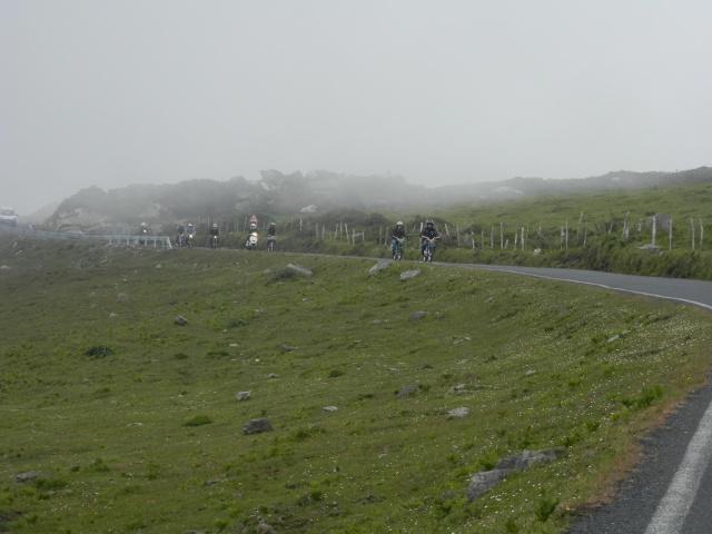 I volta a galicia ciclomotores clasicos 2014, MAS FOTOS, 1o julio P6140717