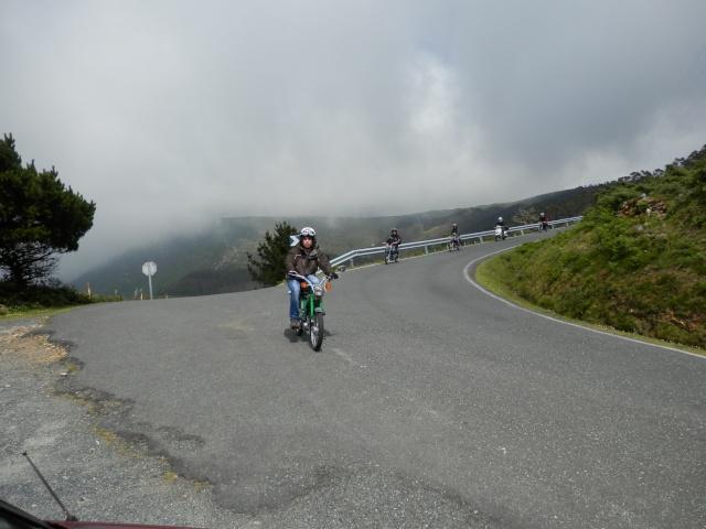 Vuelta a Galicia en ciclomotor  P6140718