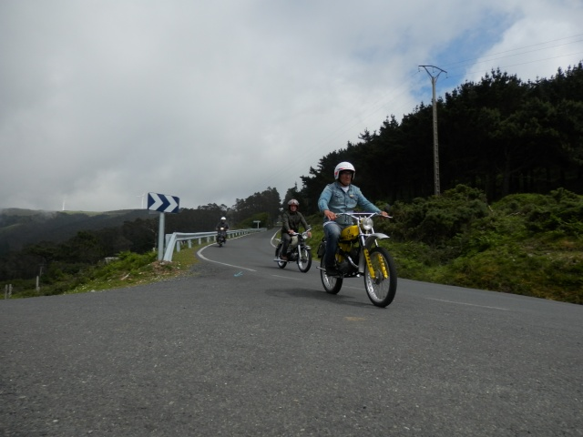 I Volta a Galicia Ciclomotores Clásicos 2014 P6140719
