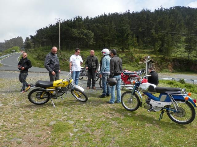 I volta a galicia ciclomotores clasicos 2014, MAS FOTOS, 1o julio P6140720