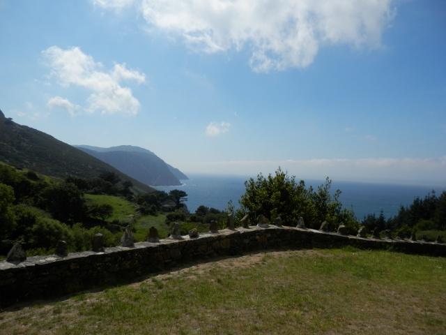 Vuelta a Galicia en ciclomotor  P6140721