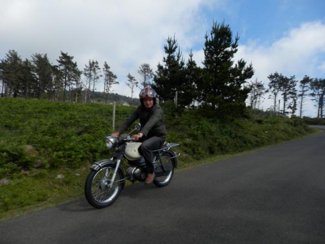 I volta a galicia ciclomotores clasicos 2014, MAS FOTOS, 1o julio P6140722