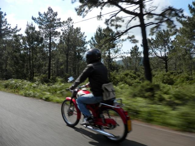 I volta a galicia ciclomotores clasicos 2014, MAS FOTOS, 1o julio P6140723