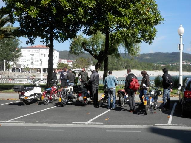 I volta a galicia ciclomotores clasicos 2014, MAS FOTOS, 1o julio P6140727