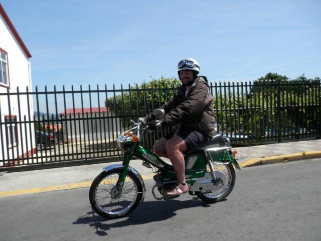 I volta a galicia ciclomotores clasicos 2014, MAS FOTOS, 1o julio P6150710