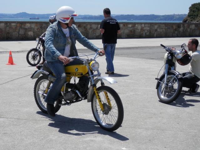 I volta a galicia ciclomotores clasicos 2014, MAS FOTOS, 1o julio P6150711