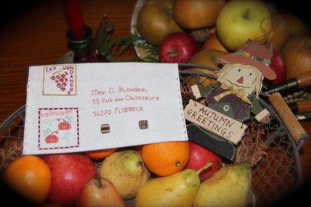 Ech. enveloppe automne - *** PHOTOS *** Envelo16