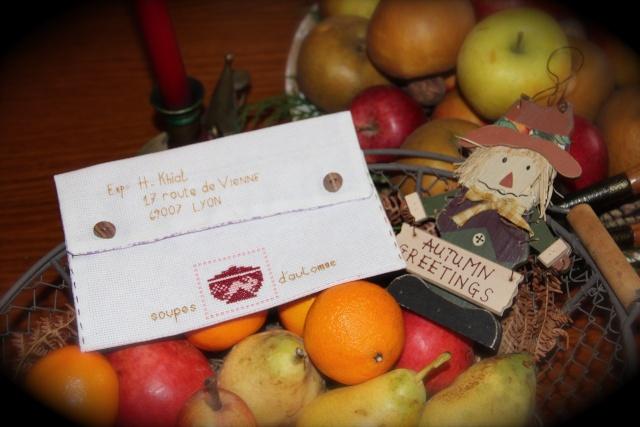 Ech. enveloppe automne - *** PHOTOS *** Envelo17