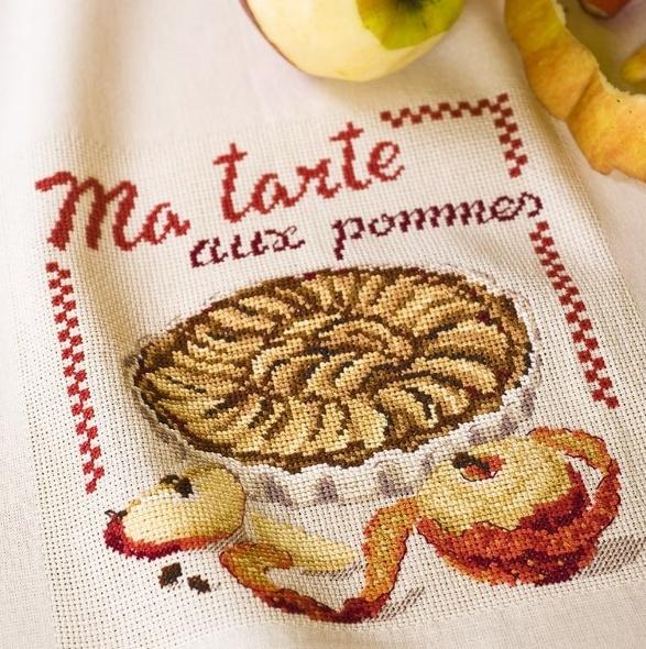 Tarte aux pommes Image_12