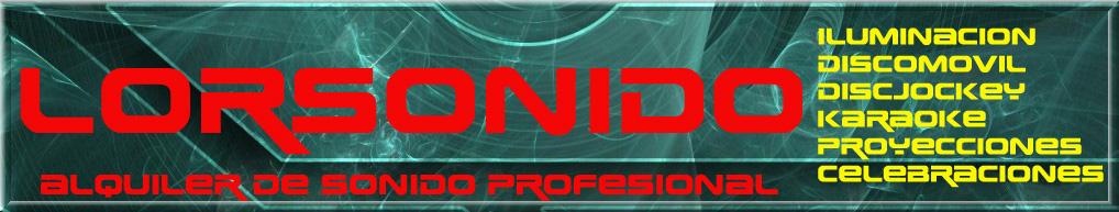 Alquiler De Sonido Profesional e Iluminacion Tony Dj