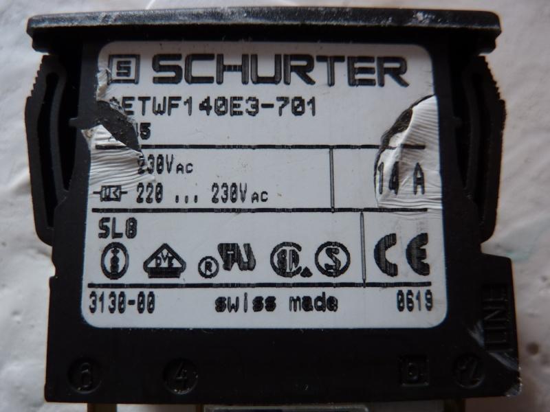 non fonctionnement du moteur électrique de broyeur VIking: besoin d'aide Plaque11