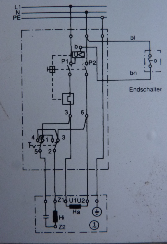 non fonctionnement du moteur électrique de broyeur VIking: besoin d'aide Schama11