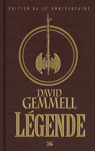 CYCLE DRENAÏ (Tome 01) LÉGENDE de David Gemmell 1409-l10