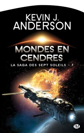 LA SAGA DES SEPT SOLEILS (Tome 7) MONDES EN CENDRES de Kevin J. Anderson 1409-s11