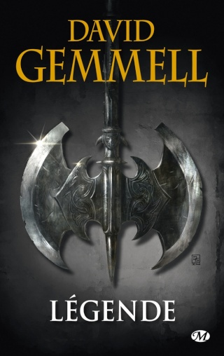 CYCLE DRENAÏ (Tome 01) LÉGENDE de David Gemmell 1410-l10