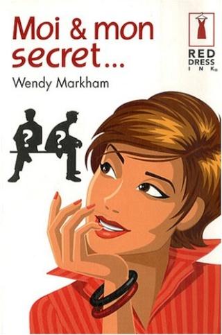 MOI ET MON SECRET... de Wendy Markham 51i2bg10