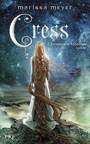 CHRONIQUES LUNAIRES (Tome 3) CRESS de Marissa Meyer 51pc1q10